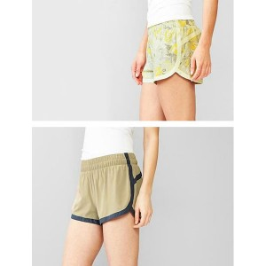Athletic short pants