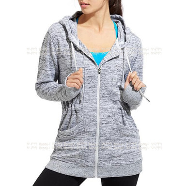 zip up long hood[XXS(44)~XXL(100)]