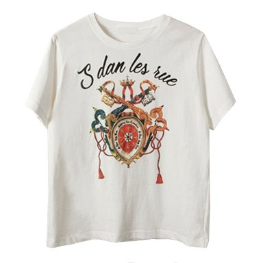 Embroidery T
