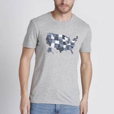 Men graphic T